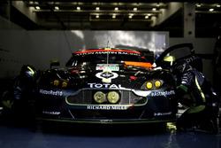 Экипаж №95 команды Aston Martin Racing, Aston Martin Vantage: Ники Тим, Марко Сёренсен