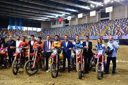 İstanbul Supercross ve Super Enduro hazırlıkları