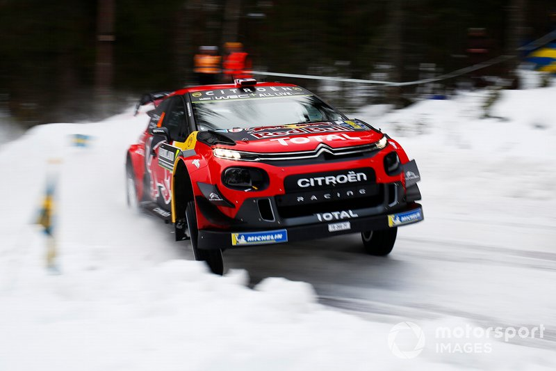 Esapekka Lappi, Janne Ferm, Citroen World Rally Team, Citroen C3 WRC 2019