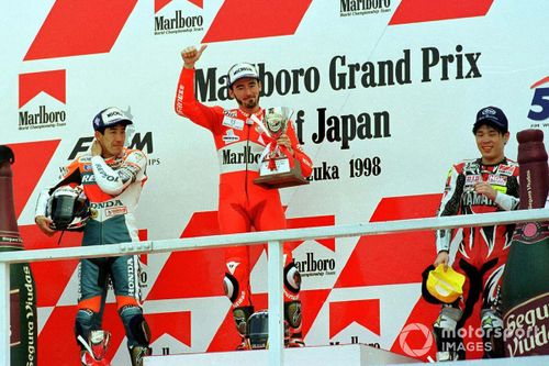 500cc: GP Japón