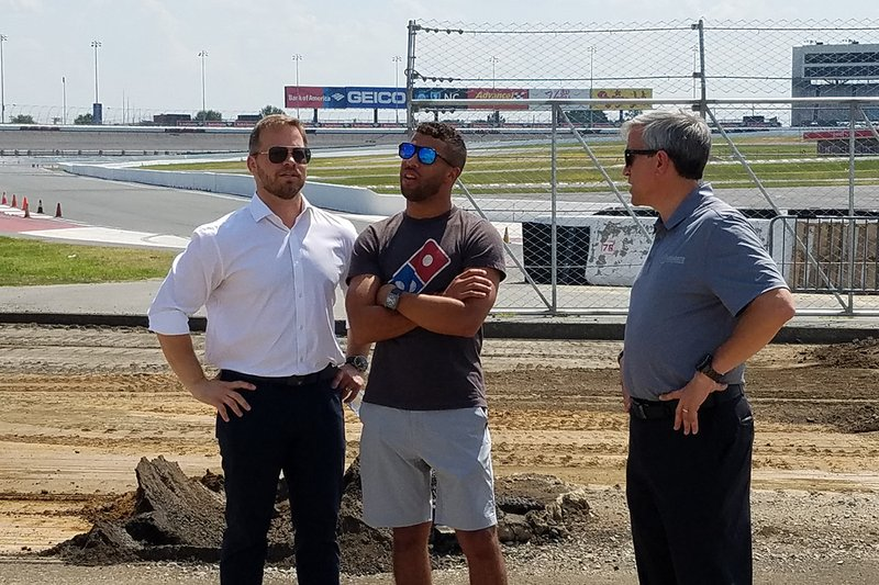 Charlotte Roval Announcement
