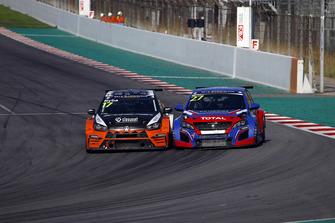 Martin Ryba, Brutal Fish Racing Team Volkswagen Golf GTI TCR, Enrique Hernando, Sports & You Peugeot 308 TCR