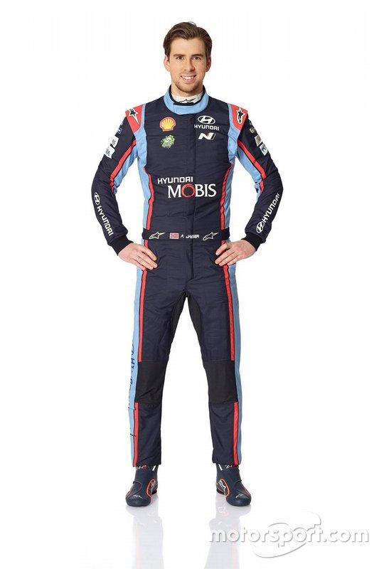 Anders Jaeger, Hyundai Motorsport