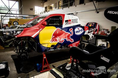 Toyota Gazoo Racing presentatie