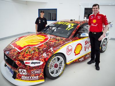 DJR Indigenous livery launch