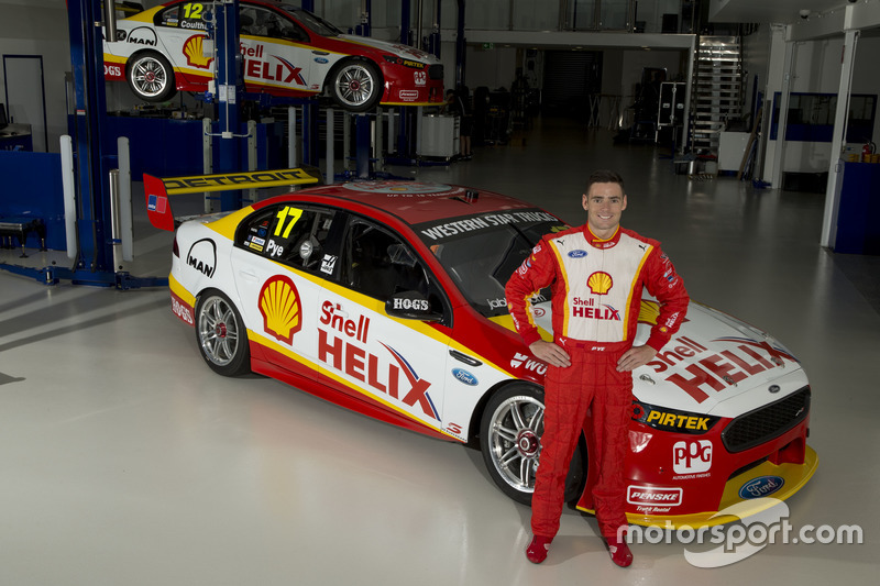 #17: Scott Pye (DJR/Penske-Ford)