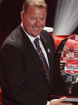 Jay Frye, président de la compétition de l'IndyCar