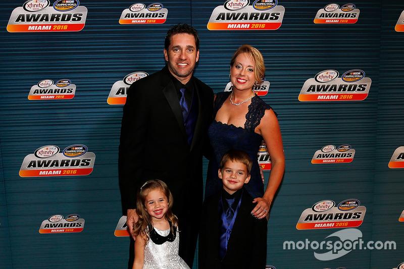 NASCAR Xfinity and Camping World Truck Series Awards