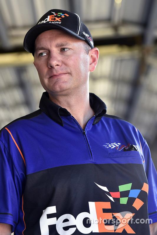 Michael Wheeler, Joe Gibbs Racing, Toyota
