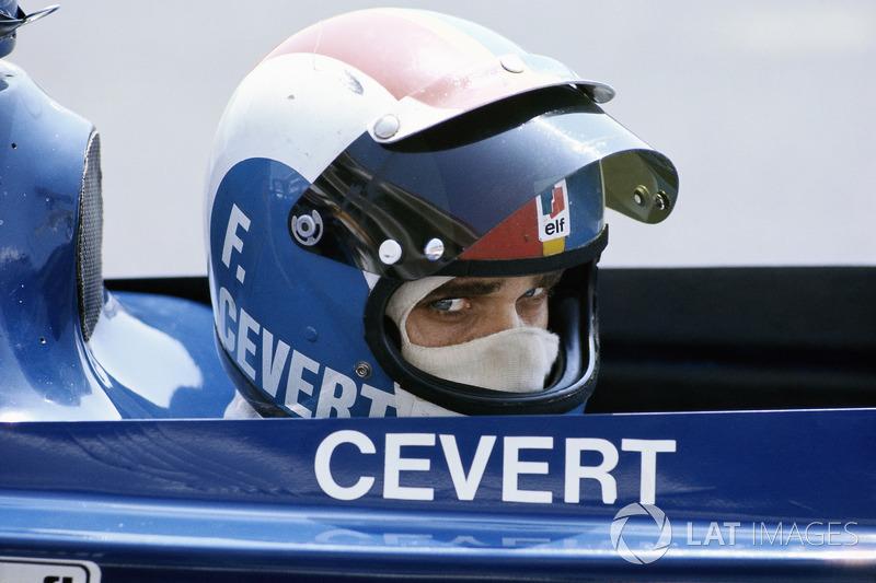 1973 - François Cevert, Tyrrell