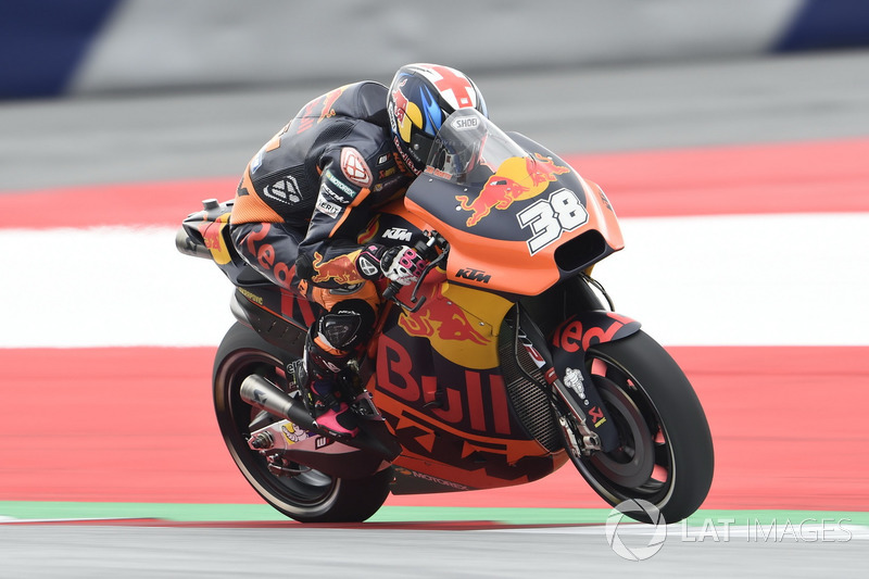 22. Bradley Smith, Red Bull KTM Factory Racing