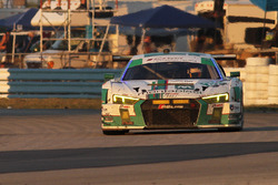#29 Montaplast by Land-Motorsport Audi R8 LMS GT3: Connor de Phillippi, Christopher Mies, Jules Gounon