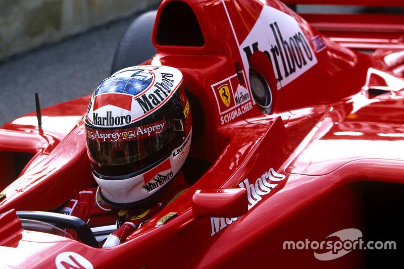 1997: Формула 1 та Ferrari