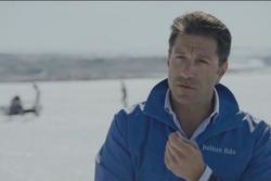 Marco Parroni in Groenlandia