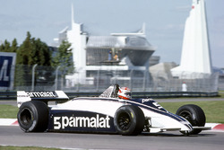 Nelson Piquet, Brabham BT49C-Ford Cosworth