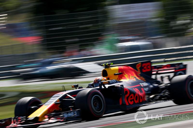 Макс Ферстаппен, Red Bull (67 очков, шестое место в общем зачете, лучший результат – третье место на Гран При Китая). Оценка Motorsport.com Россия – 8/10