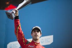 Podium: segundo lugar, Lucas di Grassi, ABT Schaeffler Audi Sport