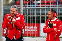 Ferrari-Teamchef Maurizio Arrivabene