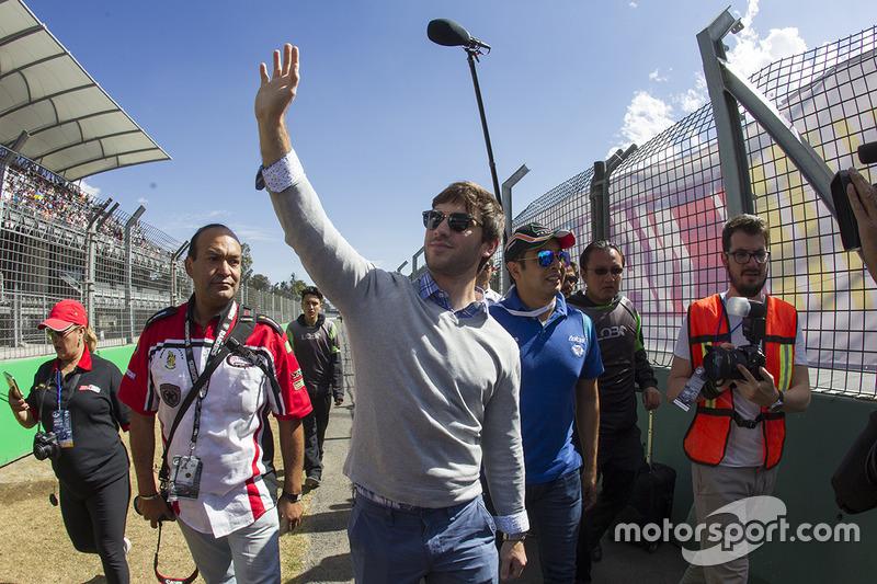 Daniel Suárez marshall de la carrera