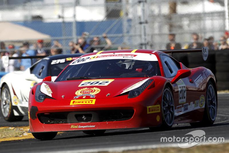 Rusty Wallace, Ferrari de Houston