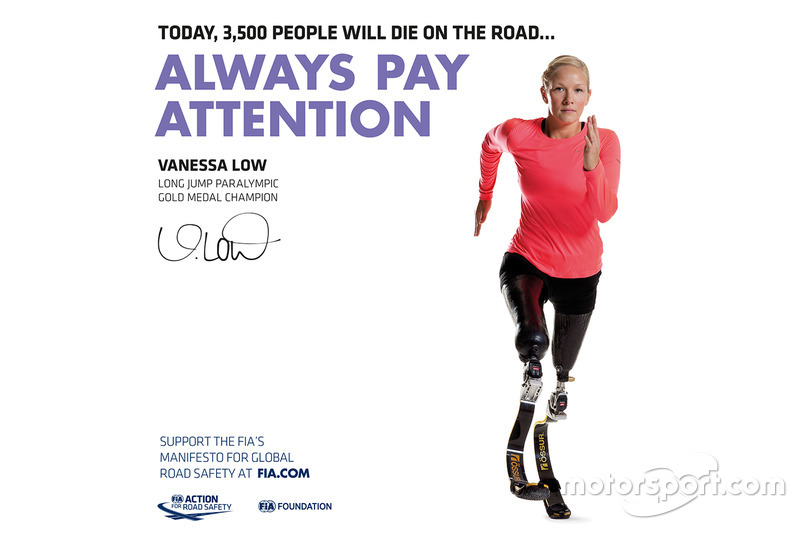 Vanessa Low, long jump paralympic gold medalist