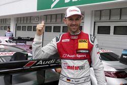 Polesitter René Rast, Audi Sport Team Rosberg, Audi RS 5 DTM