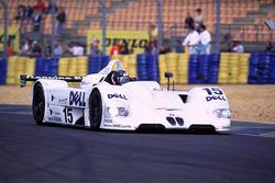 Pierluigi Martini, Yannick Dalmas, Joachim Winkelhock, BMW V12 LMR