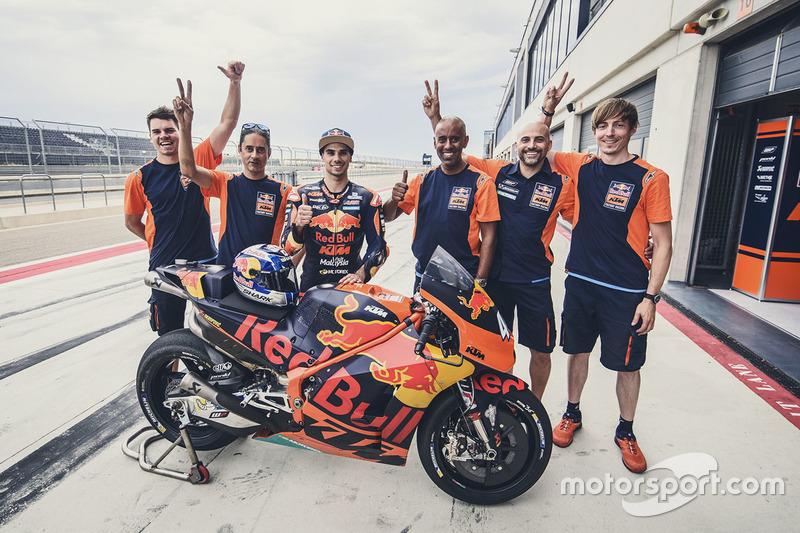 Мігель Олівейра, Red Bull KTM Factory Racing