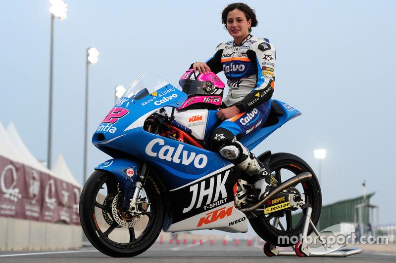 Ana Carrasco (Motorrad)