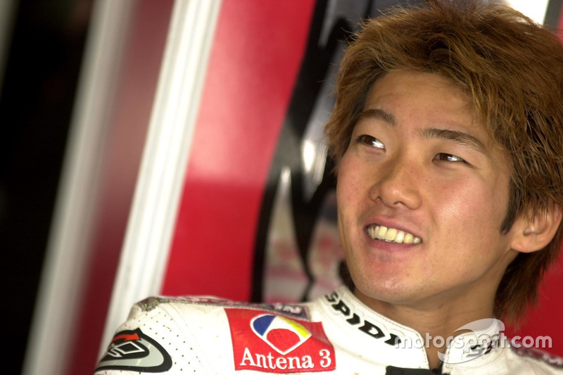 Norifumi Abe, Antena 3 Yamaha d'Antin