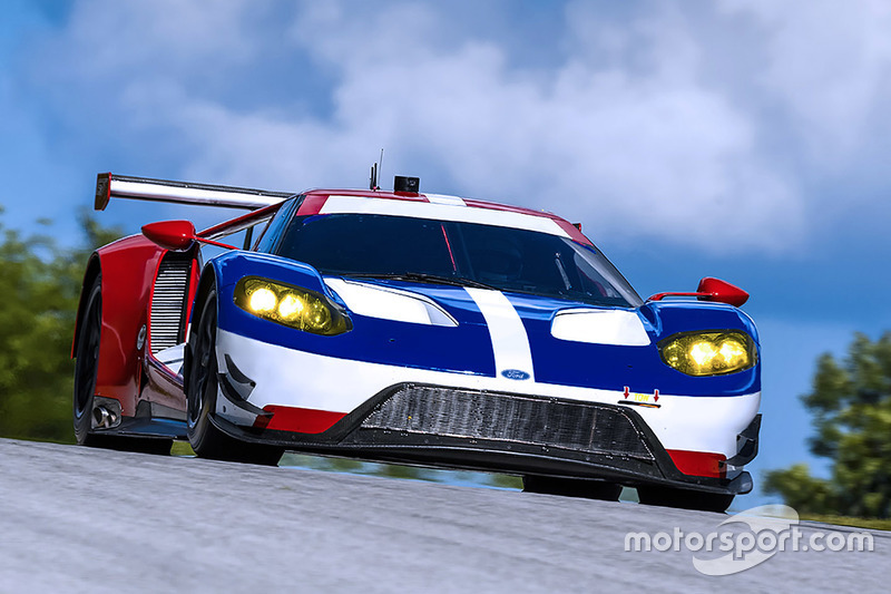 Stati Uniti: Ford GT