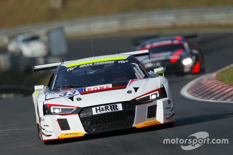 #33 Car Collection Motorsport, Audi R8 LMS