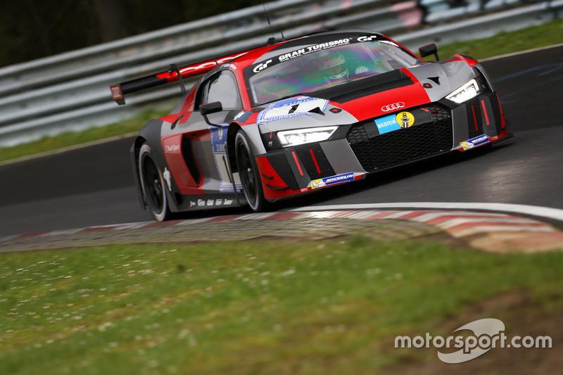 22. #1 Audi Sport Team WRT, Audi R8 LMS