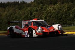 #26 Tockwith Motorsports, Onroak Ligier JS P3: Nigel Moore, Philip Hanson