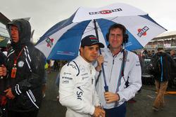 Felipe Massa, Williams in griglia