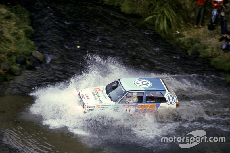 Kenneth Eriksson, Peter Diekmann, VW Golf