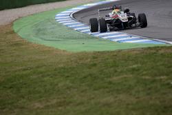 Alexander Sims, HitechGP Dallara F312 - Mercedes-Benz