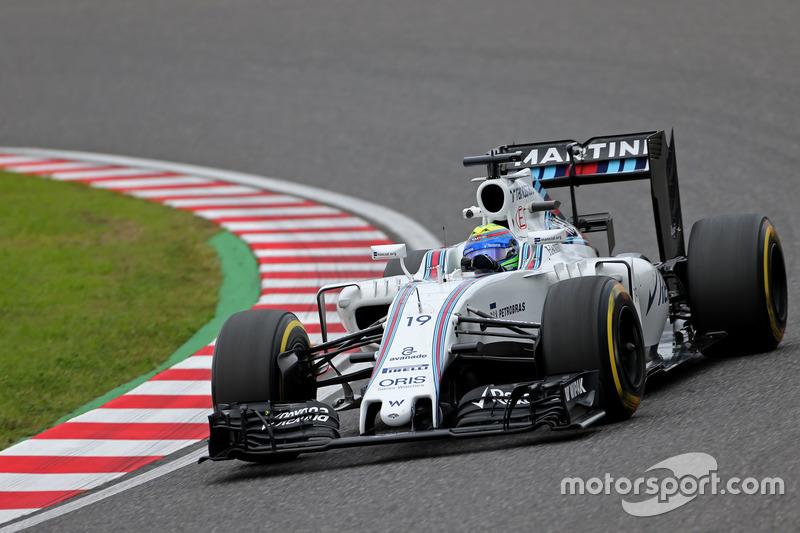 12. Felipe Massa, Williams F1 Team