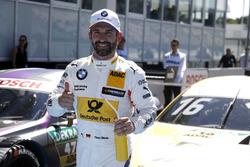 Pole position for Timo Glock, BMW Team RMG