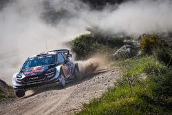 Елфін Еванс, Даніель Баррітт, Ford Fiesta WRC, M-Sport