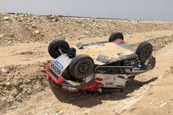 إريك فان لون، رالي قطر الصحراوي