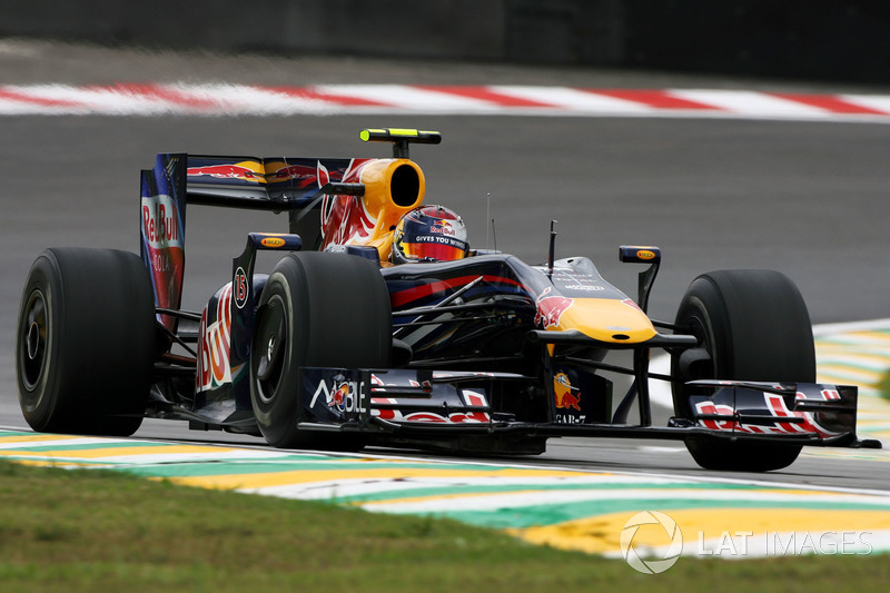 2009: Red Bull-Renault RB5