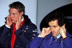 Jenson Button, Alain Prost, Prost Grand Prix