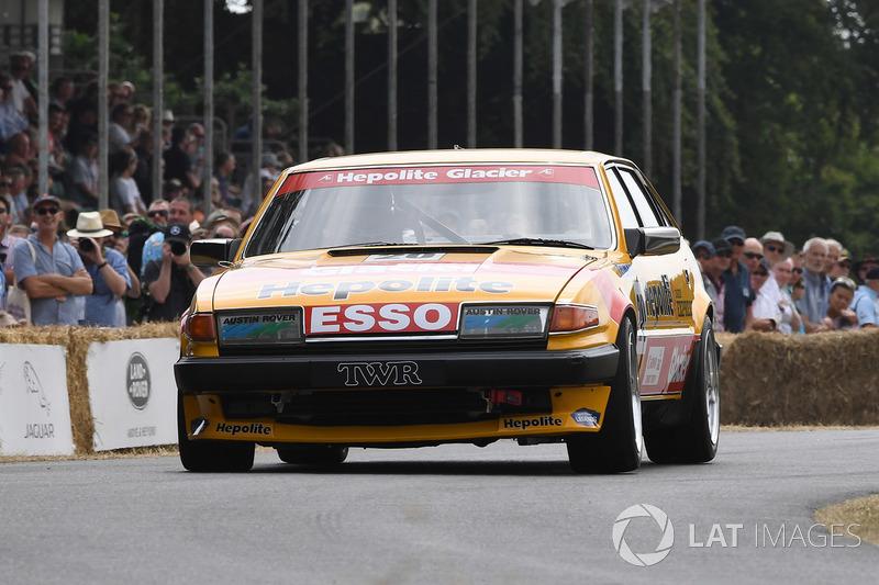 Ken Clarke, Rover SD1 Vitesse (61,78 detik)