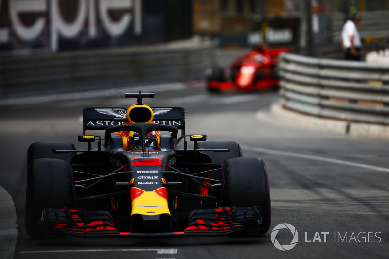 Daniel Ricciardo, GP de Mônaco 2018 / Posição: 1º