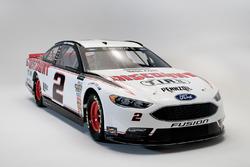Il nuovo sponsor di Brad Keselowski, Team Penske