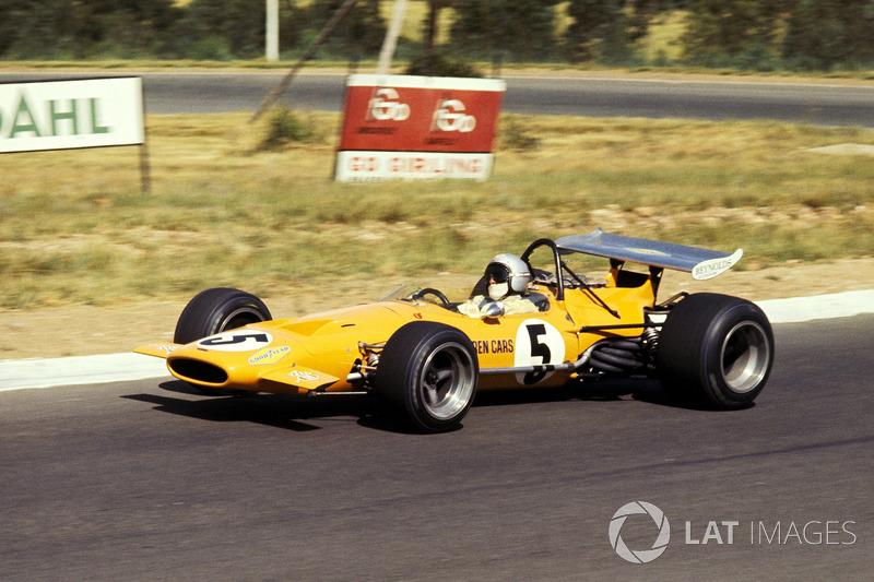 9º Denny Hulme: 86 grandes premios
