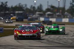 #51 Spirit of Race Ferrari 488 GT3, GTD: Paul Dalla Lana, Pedro Lamy, Mathias Lauda, Daniel Serra