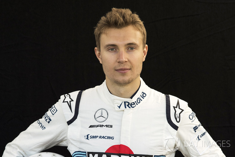 Sergey Sirotkin, Williams