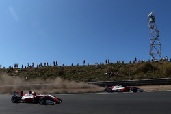 Mick Schumacher, PREMA Theodore Racing Dallara F317 - Mercedes-Benz through the gravel